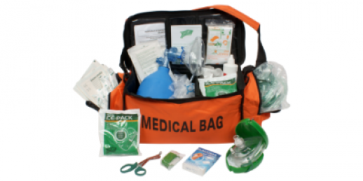 kit beach pronto soccorso